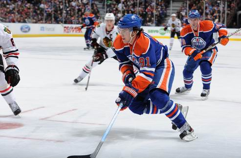 НХЛ. Эдмонтон возвращает Пааярви