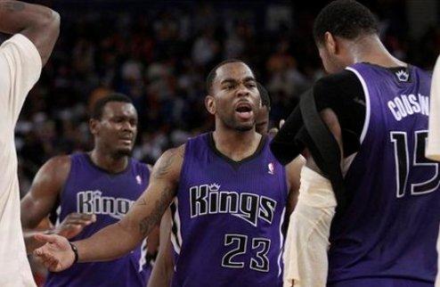 НБА. Кингз: у Торнтона травма бедра