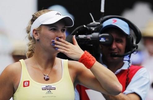 ������ (WTA). �������� ������� � 1/4 ������