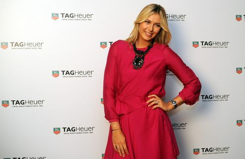 Читатели iSport.ua: Мария Шарапова — главная теннисная красотка 2011-го года
