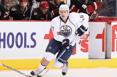 НХЛ. Форвард Эдмонтона перебрался в Финикс