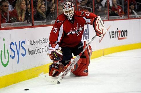 НХЛ. Вокоун — первая звезда дня