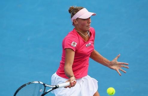 Хобарт (WTA). Пир забрала последнюю путевку в полуфинал
