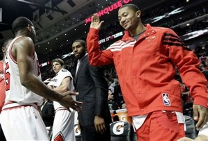 НБА. Лидер Чикаго повредил палец ноги