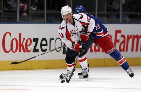 НХЛ. Вашингтон: Грин отправлен в резерв травмированных игроков