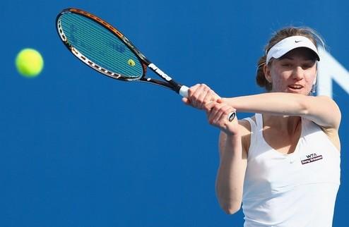Хобарт (WTA). Первый титул Моны Бартель