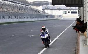 """Лоренсо: """"Надеюсь, MotoGP в будущем пожалует в Индию"""""""