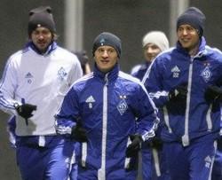 Шевченко, Михалик, Попов и Гусев пока вне общей группы