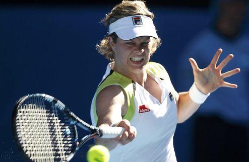 Australian Open (WTA). Янкович и Клийтсерс идут дальше, Пеннетта вылетает