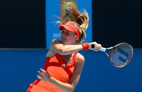 Australian Open. ������ ������ ���������, ������ ��������