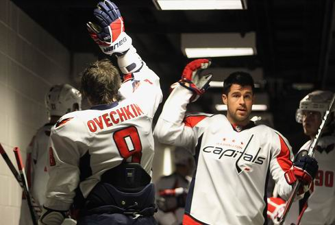 НХЛ. Вашингтон: еще месяц-полтора без Грина