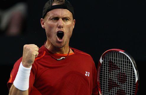 Australian Open (АТР). Хьюитт побеждает в матче-триллере