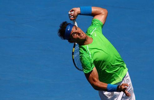 Australian Open. Надаль побеждает, Федерер отдыхает