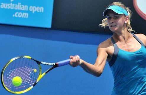 Цуренко достойно покидает Australian Open