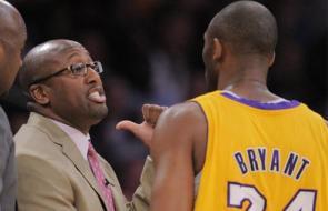 НБА. Браун намерен урезать игровое время Брайанта