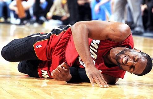 ���. No Wade, n� problem?