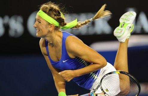Australian Open. ������� �� ���������� ��������