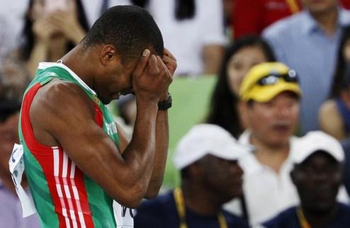 Легкая атлетика. Эвора пропустит Олимпиаду-2012