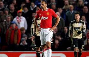 Фердинанд может пропустить игру с Арсеналом
