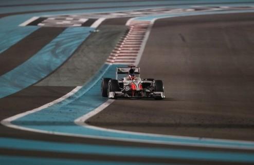 Формула-1. HRT: в новый сезон — с новым болидом