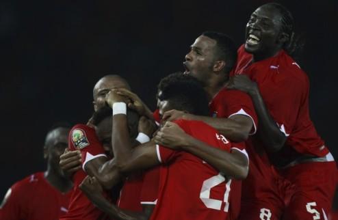 Дневник Кубка Африки. День первый