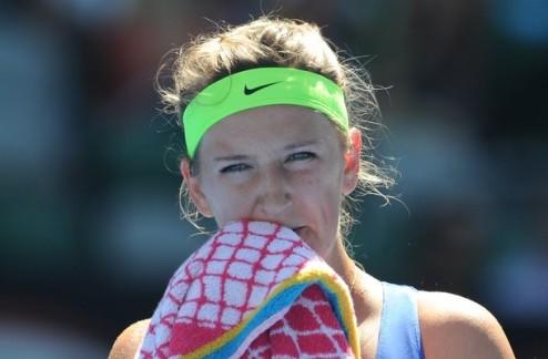 Australian Open. Клийстерс выбивает из турнира На Ли