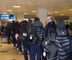 Черноморец вернулся в Одессу