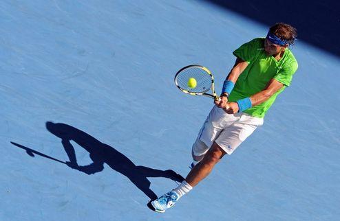 Australian Open. Надаль оставил очередного соперника ни с чем