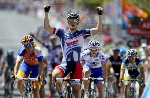 Велоспорт. Грайпель вновь на вершине — Джерранс выиграл Tour Down Under