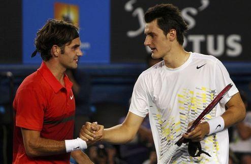 Australian Open. Песенка Томича спета
