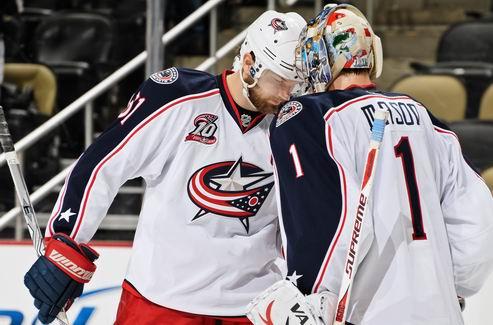 НХЛ. Коламбус может избавиться от Мэйсона и Картера