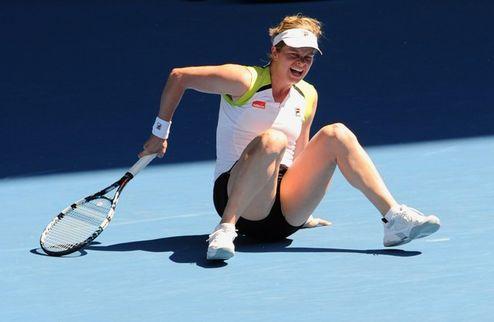 Australian Open. Rock'n'Roll Kim
