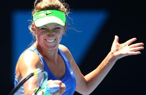 Australian Open. Радваньска — тоже не помеха Азаренко