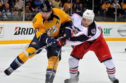 НХЛ. Победная серия Детройта, успех Нэшвилла, Торонто и Лос-Анджелеса