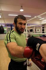 WBC обязала Хурцидзе встретиться со Спадой