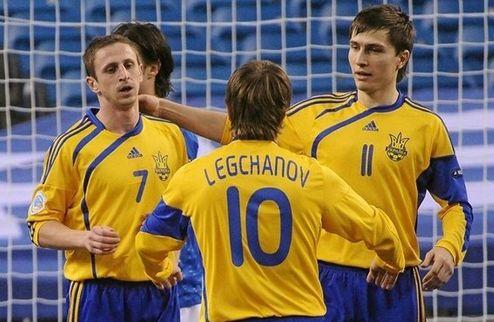 Футзал. Сборная Украины: 16 игроков для Евро-2012