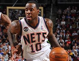 НБА. Форвард Нью-Джерси вылетел до конца сезона