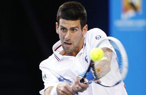 Australian Open. Джокович обошел Феррера