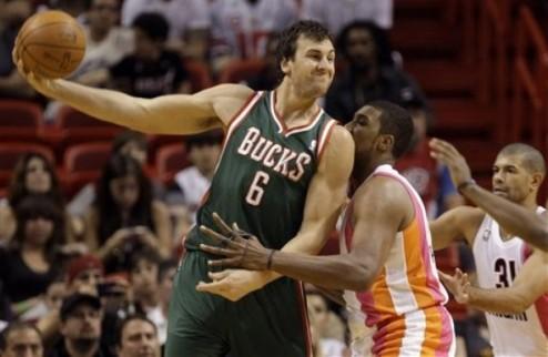 НБА. Богут снова травмировался