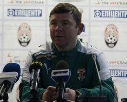 """Конюшенко: """"Рад, что футболисты прониклись идеей"""""""