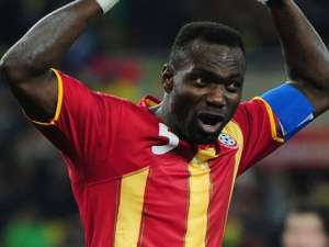 Капитан сборной Ганы получил травму