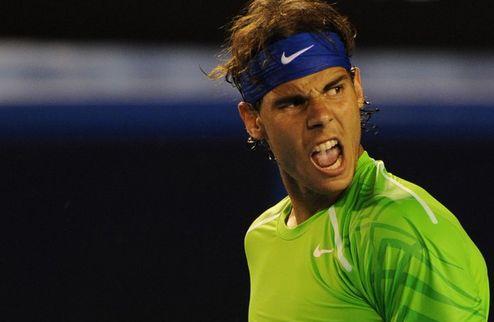 Australian Open. Надаль остановил Федерера