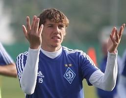Попов уже в общей группе, а травма Гармаша оказалась несерьезной