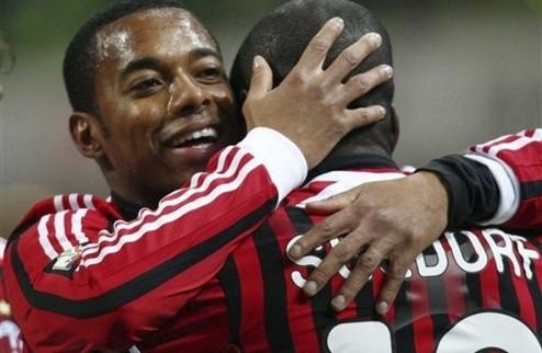 Милан — в полуфинале кубка Италии + ВИДЕО