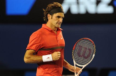 """Федерер: """"Меня волнуют только трофеи"""""""