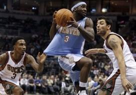 НБА. У Лоусона проблемы с лодыжкой