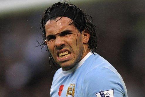 Агент: Тевес может остаться в Манчестер Сити