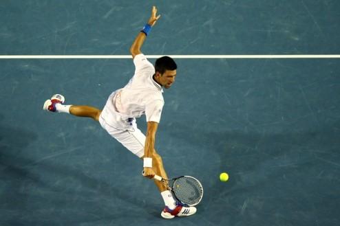 Джокович — финалист Australian Open