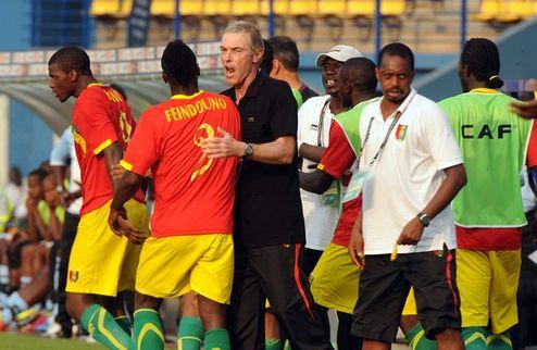 Дневник Кубка Африки. Восьмой день