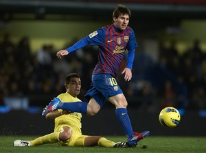 """Месси: """"Барселона никогда не сдается"""""""